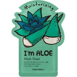 Tonymoly I'm Aloe Sheet Mask - (Moisturizing)