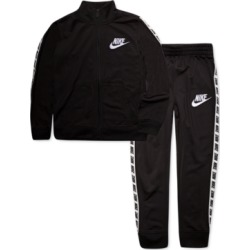 Nike Toddler Boys 2-Pc. Tape-Trim Tricot Track Suit Set found on Bargain Bro India from Macy's for $36.00