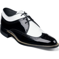 Stacy Adams Dayton Wing-Tip Lace-Up Shoes Men's Shoes found on Bargain Bro India from Macy's for $100.00
