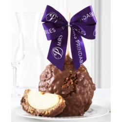 Mrs. Prindables Milk Chocolate Walnut Pecan Jumbo Caramel Apple found on Bargain Bro India from Macy's for $30.00