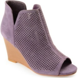 Journee Collection Women's Andies Wedge Women's Shoes found on Bargain Bro Philippines from Macy's for $59.25