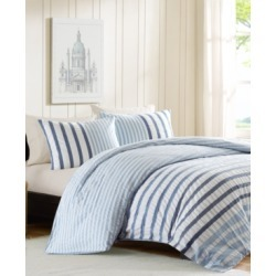 Ink+Ivy Sutton 3-Pc. Full/Queen Duvet Cover Set Bedding found on Bargain Bro India from Macy's for $165.99