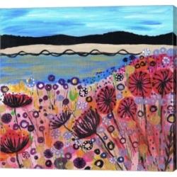 Metaverse Life's a Beach by Caroline Duncan Art Canvas Art, 25