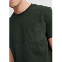 Superdry Men's Urban Tech Nylon Pocket T-shirt found on Bargain Bro Philippines from Macy's for $22.46