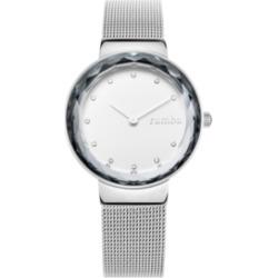 RumbaTime Santa Monica Silver Mesh Women's Watch found on Bargain Bro India from Macy's Australia for $93.49