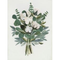 Victoria Borges Ua Ch Cut Paper Bouquet Iii Canvas Art - 15