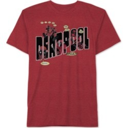 Deadpool Men's T-Shirt by Hybrid Apparel found on Bargain Bro India from Macys CA for $13.60