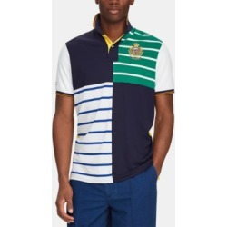 Polo Ralph Lauren Men's Classic-Fit Stretch Mesh Polo Shirt found on MODAPINS from Macy's for USD $148.00