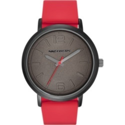 Skechers Men's Silicone Strap Watch 46mm found on Bargain Bro India from Macy's Australia for $42.34