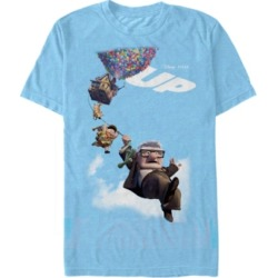 Disney Pixar Men's Up Movie Poster Group Shot, Short Sleeve T-Shirt found on Bargain Bro Philippines from Macy's for $24.99