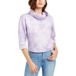 Guess Cowl-Neck Tie-Dyed Sweatshirt found on MODAPINS from Macy's for USD $34.93