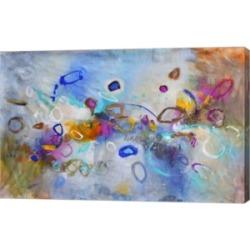 Metaverse Toss Up by Gabi Ger Canvas Art, 25