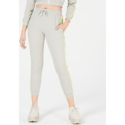 Waisted Reflective-Trim Sweatpants found on MODAPINS from Macy's for USD $70.20