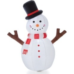 4' Inflatable Tree Hand Snowman found on Bargain Bro from Macy's for USD $72.20