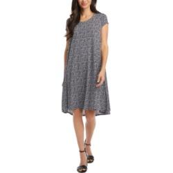 Karen Kane Leopard-Print Swing Dress found on MODAPINS from Macys CA for USD $55.57