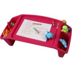 Basicwise Kids Lap Portable Activity Table, Set of 12
