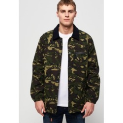 Superdry Supersonic Canvas Coach Jacket found on Bargain Bro Philippines from Macy's Australia for $116.53