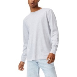 Men's Organic Sleep Jersey Long Sleeve T-shirt found on MODAPINS from Macy's for USD $24.99