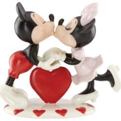 Lenox Mickey Loves Minnie Figurine