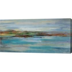 Metaverse Northern Shore by Silvia Vassileva Canvas Art, 39.75