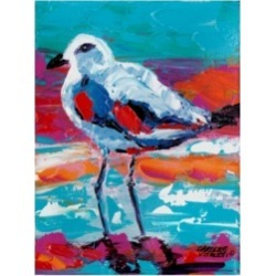 Carolee Vitaletti Seaside Birds I Canvas Art - 15