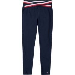 Tommy Hilfiger Toddler Girls Cross Waist Legging found on Bargain Bro India from Macy's for $29.50
