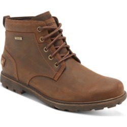 Rockport Men's Rugged Bucks Ii Waterproof Chukka Boots Men's Shoes found on Bargain Bro India from Macy's for $130.00