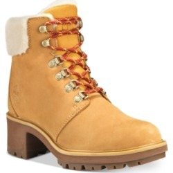 Timberland Women's Kinsley Hiker Waterproof Leather Boots Women's Shoes found on Bargain Bro Philippines from Macy's Australia for $119.94