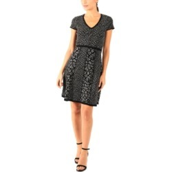Donna Ricco Short-Sleeve Sweater Dress found on Bargain Bro Philippines from Macy's Australia for $115.23