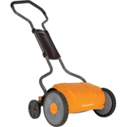 "Fiskars Staysharp 17"" Reel Mower"