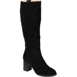 Journee Collection Women's Extra Wide Calf Gentri Boot Women's Shoes