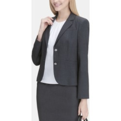 Calvin Klein Two-Button Blazer found on MODAPINS from Macy's for USD $89.98