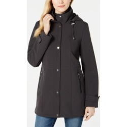 Nautica Hooded Water-Resistant Raincoat found on MODAPINS from Macy's for USD $79.99