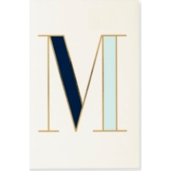 Kate Spade New York It's Personal Initial Collection Notepad, M