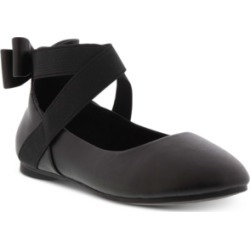 Kenneth Cole Little & Big Girls Tap Strappy Ballet Flats