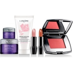Choose Your Free 6-Piece Gift with any $37.50 Lancome Purchase, Worth up to $136*