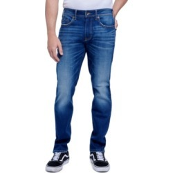 Seven7 Jeans Men's Tapered Athletic Slim Fit Cut 5 Pocket Jean found on MODAPINS from Macys CA for USD $67.15