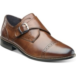 Nunn Bush Men's Newton Brogue Monk Strap Shoes Men's Shoes found on Bargain Bro India from Macy's Australia for $81.03
