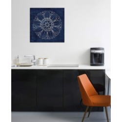 "iCanvas ""Rosette Vii"" by Wild Apple Portfolio Gallery-Wrapped Canvas Print (26 x 26 x 0.75)"
