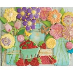 Springbok Spring Cookies 500 Piece Jigsaw Puzzle
