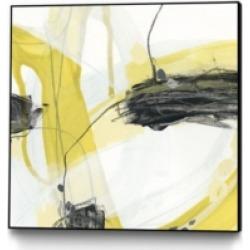 """Giant Art 30"""" x 30"""" Conduit Ii Art Block Framed Canvas"""