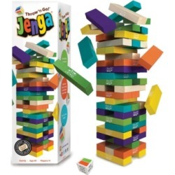 Jenga Throw 'n Go! Puzzle Game