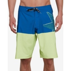 Volcom Men's Lido Athletic-Fit Colorblocked Logo-Print Boardshorts found on MODAPINS from Macy's Australia for USD $39.83
