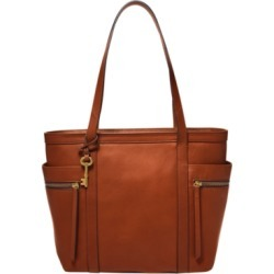 Fossil Caitlyn Leather Tote found on MODAPINS from Macy's for USD $198.00