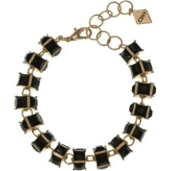 Christian Siriano Gold Tone Stone Clasp Bracelet found on Bargain Bro Philippines from Macy's Australia for $40.22