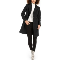 Anne Klein Double-Breasted Coat found on MODAPINS from Macy's for USD $179.99