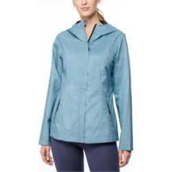 32 Degrees Hooded Water-Resistant Raincoat found on MODAPINS from Macys CA for USD $37.92