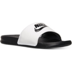 Nike Men's Benassi Just Do It Slide Sandals from Finish Line found on Bargain Bro from Macy's for USD $19.00