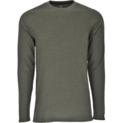 Hanes Men's Big and Tall Sueded Mini Waffle Crew found on Bargain Bro Philippines from Macy's for $30.00