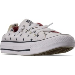 Converse Women's Chuck Taylor All Star Shoreline Stars Casual Sneakers from Finish Line found on MODAPINS from Macy's for USD $33.75